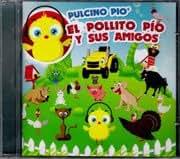 Amazon.com: Pulcino Pio : El Pollito Pio Y Sus Amigos ...