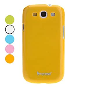 LIMME LIMMEid Color Style Noctilucent Hard Case for Samsung Galaxy S3 I9300 (Assorted Colors) , Blue