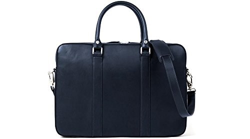 Cayman & Co. Spectre Briefcase (Navy) by CAYMAN & CO.