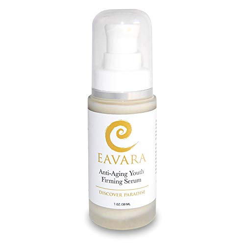 Organic Anti Aging Anti Wrinkle Serum - Award Winning Face Serum to Reduce Wrinkles and Fine Lines - Natural Organic Skin Care for Firming, Tightening, Lifting and Rejuvenating