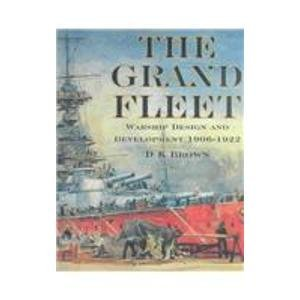 Grand Fleet: Warship Design and Development 1906-1922