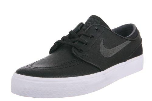 Nike Grade-school Cush Jr Midnatt Dimma / Svart-guld 335899-001 Sko