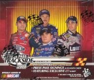 (2004 Press Pass Trackside Racing HOBBY Pack (4 Cards/Pack) - NASCAR Trading Cards!)