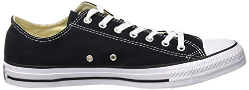 OX Converse unisex Sneaker Nero CAN White M7652 M9166 adulto AS OPTIC Black rrZpf5q