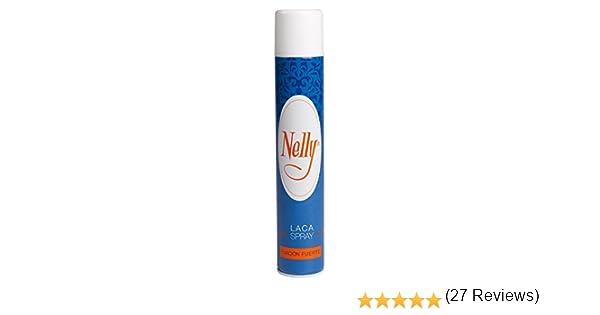 Nelly Laca Fijación Fuerte - 400 ml: Amazon.es: Amazon Pantry