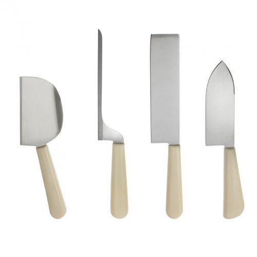 Milky Way Minor Set of 4 Cheese Knives by Alessi by Alessi by Alessi