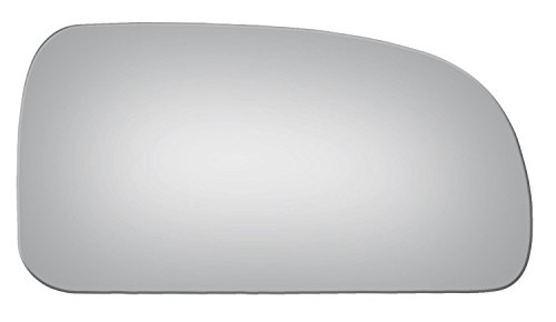 Burco 3725 Passenger Side Mirror Glass (Mount Not Included) Replacement for 2002-2009 Buick Ranier, Chevy Trailblazer, GMC Envoy, 2003-2008 Isuzu Ascender, 02-04 Oldsmobile Bravada, 05-09 SAAB 9-7X ()