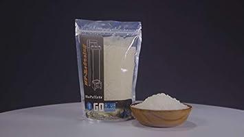 400ml NP Bean biopellet Bio Pellets MARINO pecera Material filtrante Fosfato Nitrato Nutriente Extractor