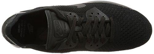 Zapatillas Nike Air Max 90 Ultra 2.0 Flyknit Negro / Negro / Blanco / Negro 8 EE. UU.