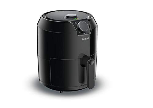 Tefal Oilless Easy Air Fryer 4.2 L Large Capacity, EY201827, Black