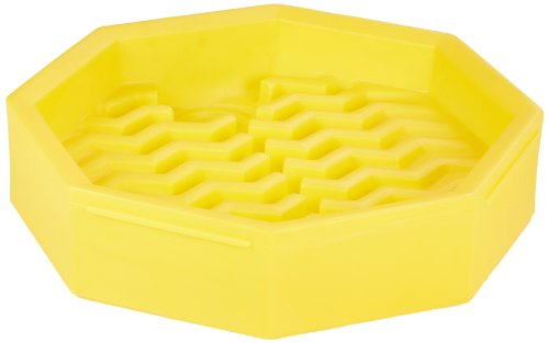 UltraTech 0471 Polyethylene Ultra Universal Funnel with Spout, 6 Gallon Capacity, 25