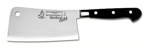 Messermeister Meridian Elite Heavy Cleaver, 6-Inch by Messermeister