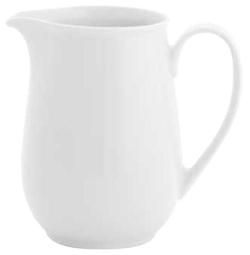 Arzberg Creamer (KAHLA Pronto Creamer 8-1/2 oz, White Color, 1 Piece)