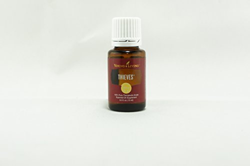 Young Living Thieves Essential Oil 15 ml by Young Living