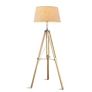 Strollway Casa Moderna y Elegante luz Lámpara de pie salón ...