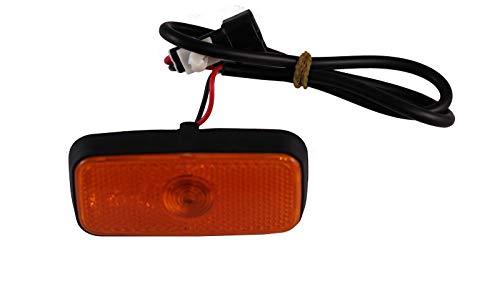Transit Parts Transit MK6 MK7 Side Marker Lamp Light With Wiring Loom 2000-2014 1671689: