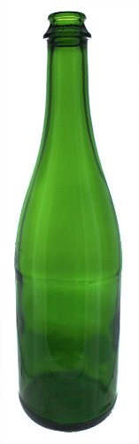 Midwest Homebrewing and Winemaking Supplies 750 ml Champagne Bottles 12per Case