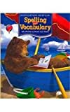 Houghton Mifflin Spelling and Vocabulary, Shane Templeton and Donald R. Bear, 0618491929
