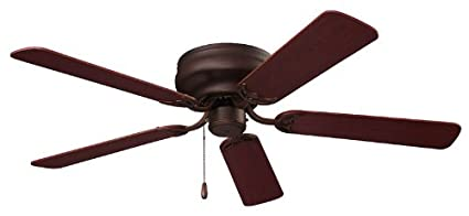 Nutone cfh52rb hugger series energy star qualified dual blades nutone cfh52rb hugger series energy star qualified dual blades ceiling fan 52 inch aloadofball Images