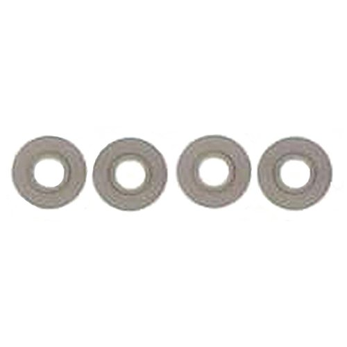 Camaro Window Crank - Eckler's Premier Quality Products 33-179147 - Camaro Window Crank Handle Washer Plate Set, Door Or Quarter
