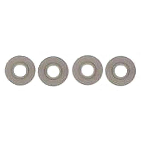 Eckler's Premier Quality Products 33-179147 - Camaro Window Crank Handle Washer Plate Set, Door Or Quarter