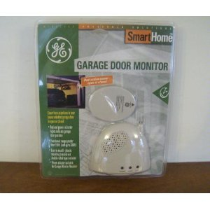 Ge Smart Home Garage Door Monitor Garage Door Openers