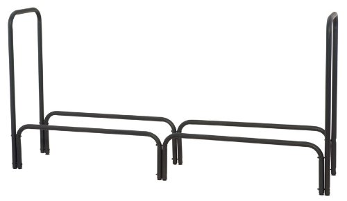 Uniflame, W-1560, Black Finish 60 in. Long Log Rack by Uniflame