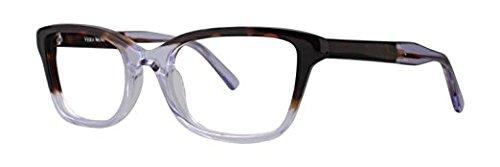 Vera Wang V371 Purple Sunglasses Size50