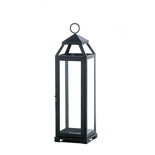 Koehler Large Lean & Sleek Candle Lantern -