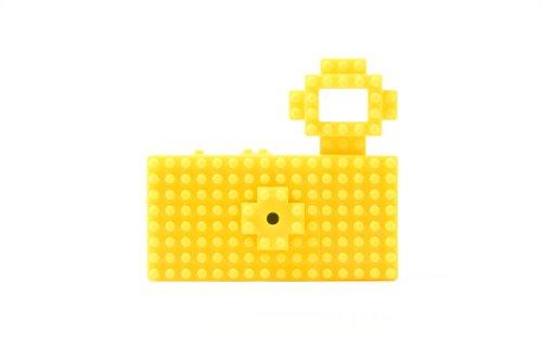 Fuuvi Nanoblock Digital Camera Yellow