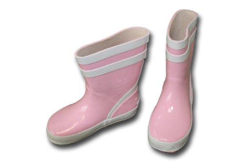 BMS 999 304, Gummistiefel für Kinder in rosa