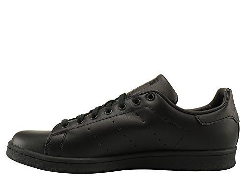 adidas Originals Stan Smith, Zapatillas de Deporte Unisex Adulto negro