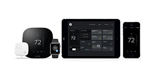 Amazon.com: Ecobee3 Thermostat with Sensor, Wi-Fi, 2nd Generation, Compatible with Alexa: Everything Else