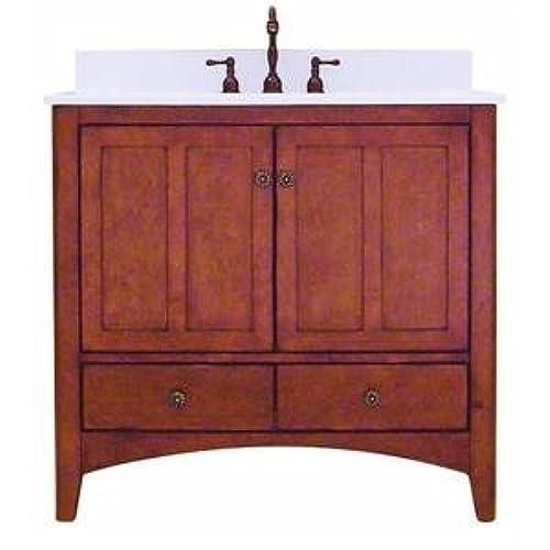 wood bathroom vanity. Sunny Wood EP3621D Expressions 36\ Bathroom Vanity