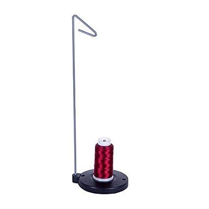 La Canilla ® - Soporte de Sobre Mesa para Conos y Carretes de Hilo de Máquina