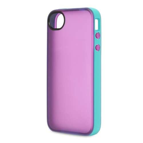 Belkin Grip Candy iPhone 4/4S Purple/Blue Case