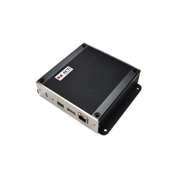 ACTi ECD-1000 16-Channel Megapixel H.264 Media Display Station with RJ-45 Video Input, HDMI/BNC Video Output, Digital Signage, USB 2.0, PoE by ACTi