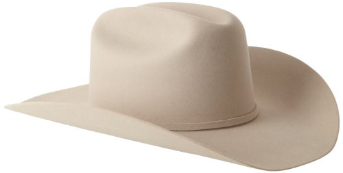 883383049657 - Stetson Men's Skyline Hat, Silver Belly, 7 1/8 carousel main 0