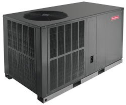 Package Unit (4 Ton Goodman 14 SEER R-410A Heat Pump Package Unit)