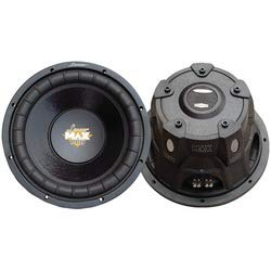 Lanzar Maxpro Series Small 4ohm Dual Subwoofer (15