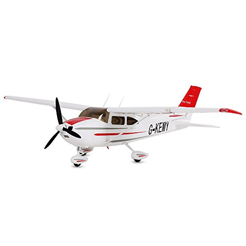 Goolsky RC Aircraft Sonicmodell 1400mm Wingspan Cessna 182 500 Class EPO Fixed-wing (Cessna 182 Aircraft)