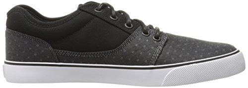 DC Men's Tonik TX SE Lace-Up Fashion Sneaker Black/Polka Dot 2014 newest online L3q1kQirPZ