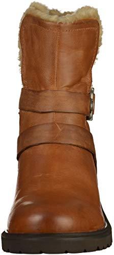 amp; SPM Braun Boot Liam femme F bottines bottes 21978550 Ankle wTwaqY