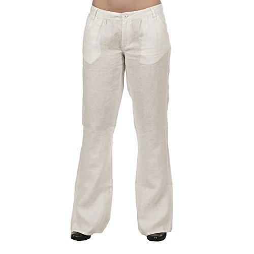 Mujer New Kuyichi White Pantalón Para wIIpEqxaB