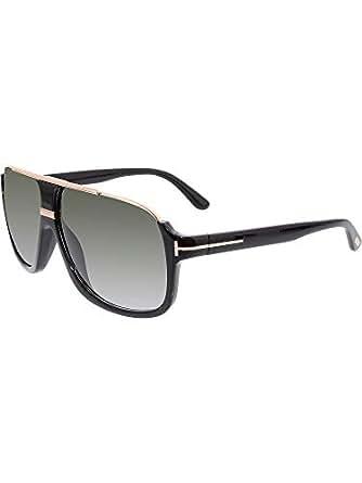 Amazon.com: New Tom Ford Sunglasses Men Aviator TF 335
