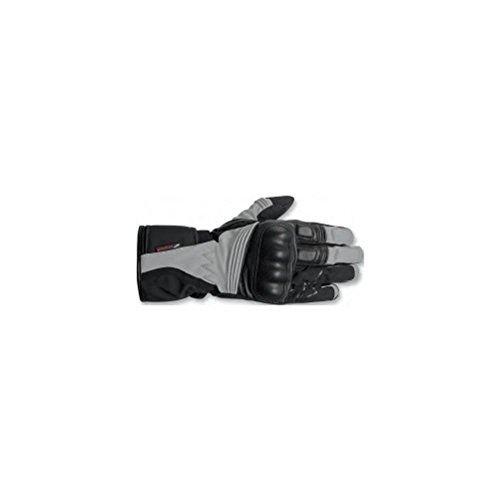 Alpinestars Valparasio Drystar Men's Street Motorcycle Gloves - Gray/Black / X-Large