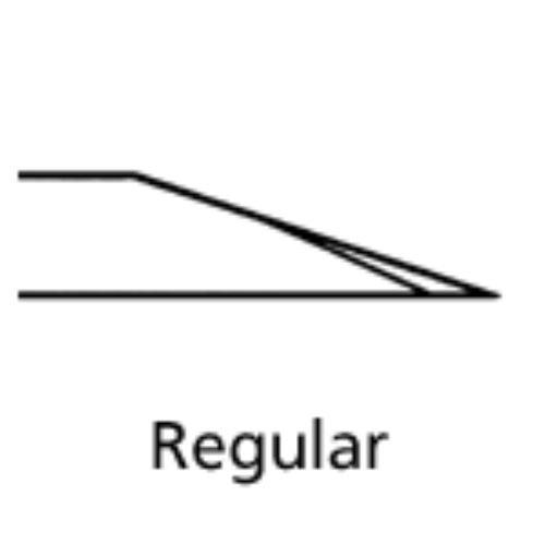 BD Medical Systems 511097 Yale Luer, Reusable Hypodermic Needle, 18 Gauge, 1-1/2'' Length