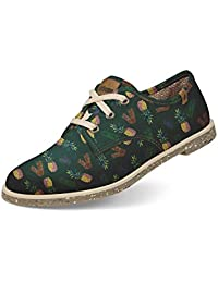 Sapato Usthemp Legend Vegano Casual Estampa Abacaxi