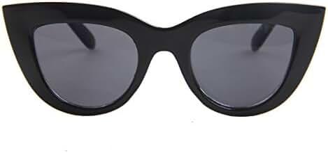 SojoS Fashion Classic Celebrity Bold Thick Womens Ladies Cat Eye Sunglasses SJ2939