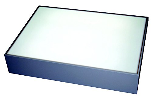 Sax Inovart Lumina Light Box, 18 x 24 Inches, Gray by Inovart (Image #1)